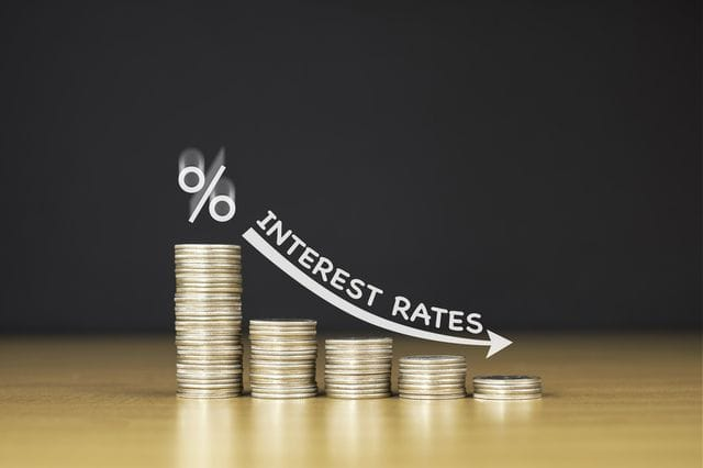 The new normal - 1 per cent interest rates