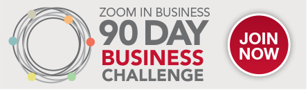 90 Day Business Challenge sign-up