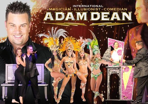 Adam Dean Magician, Illusionist & Comedian