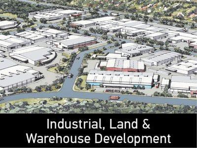 Industrial, Land & Warehouse Development