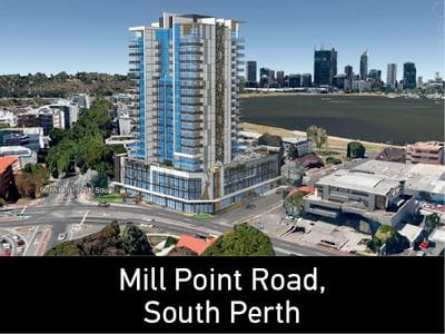 Statutory planning for 191 st georges terrace perth
