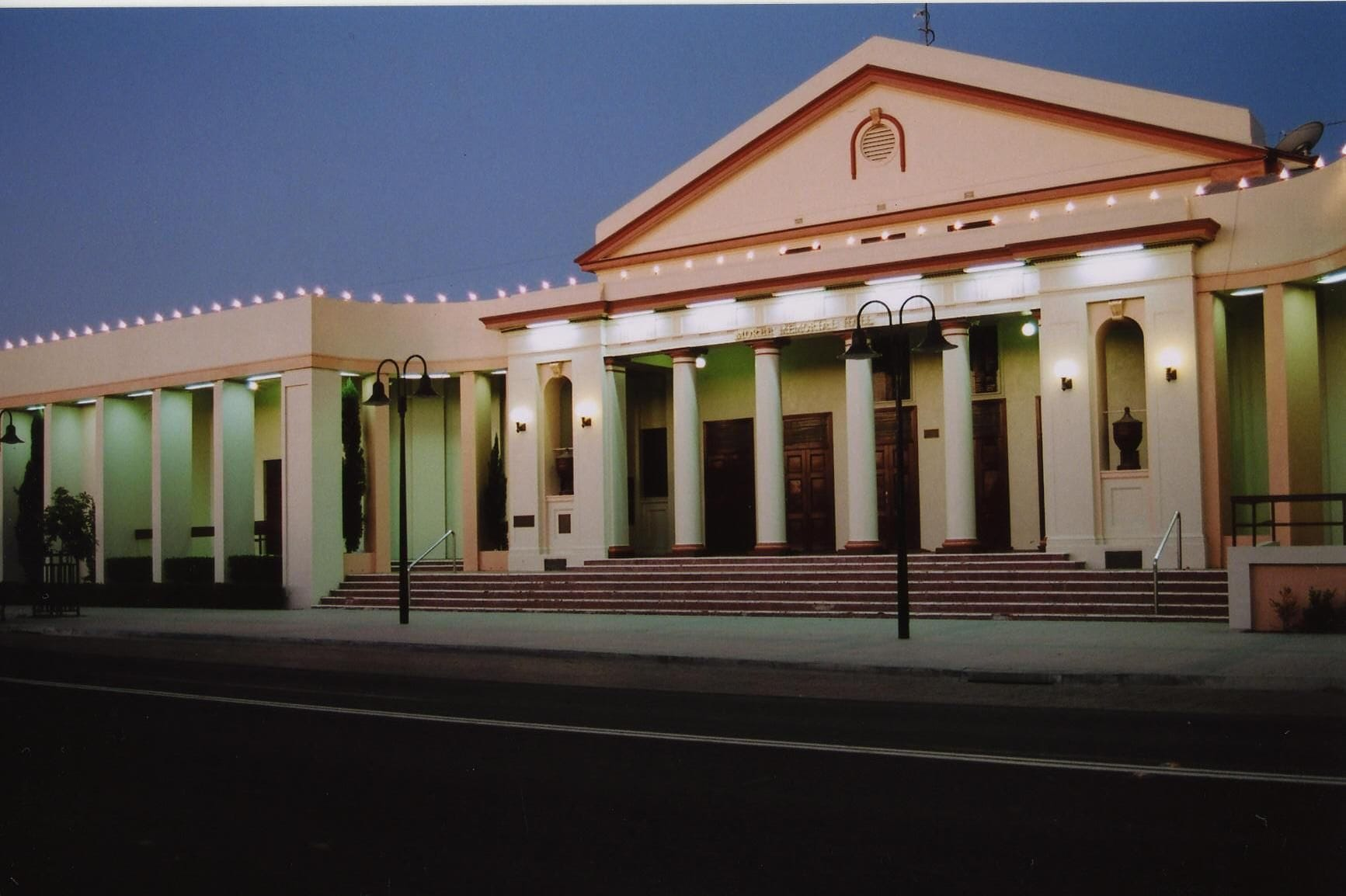 art deco heritage history moree plains things to do