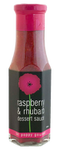 Tall Poppy Gourmet Raspberry & Rhubarb Dessert Sauce 250ml