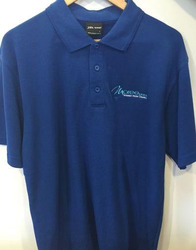 Moree T-Shirt - Men's Blue