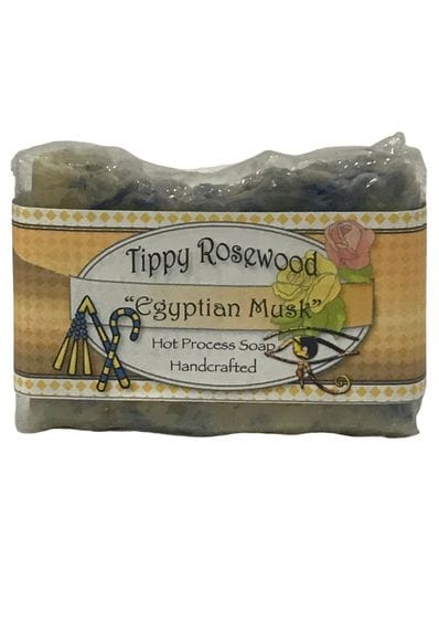 Tippy Rosewood Egyptian Musk