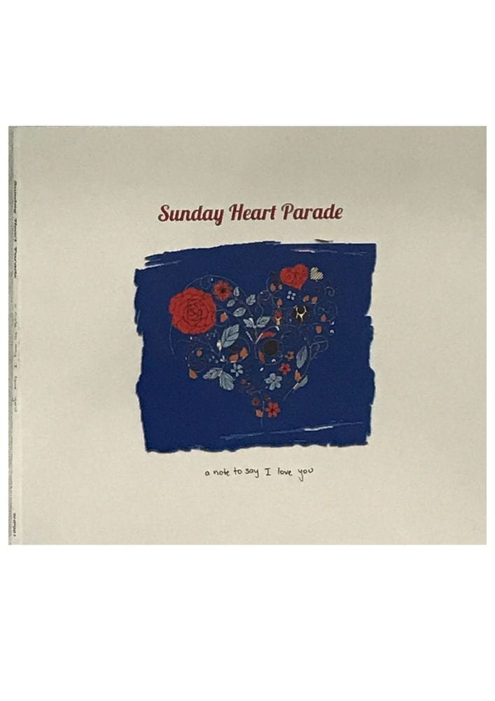 Thumbnail Fi Claus & Merri-May Gill - Sunday Heart Parade a note to say I love you CD