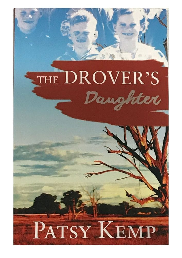 Thumbnail The DROVER'S Daughter by Patsy Kemp
