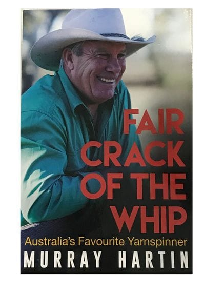Fair Crack of the Whip by Murray Hartin