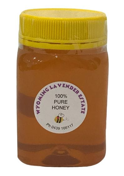 Wyoming Lavender Estate Pure Honey