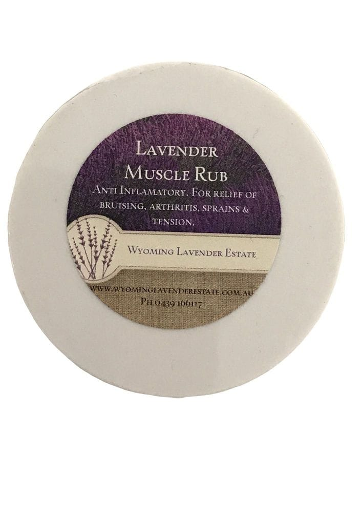 Thumbnail Wyoming Lavender Estate - Lavender Muscle Rub