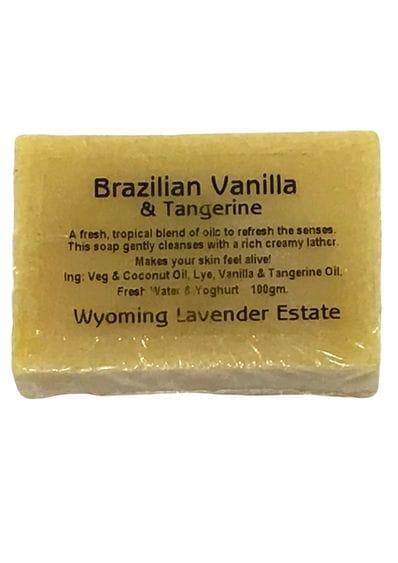 Wyoming Lavender Estate - Brazilian Vanilla & Tangerine