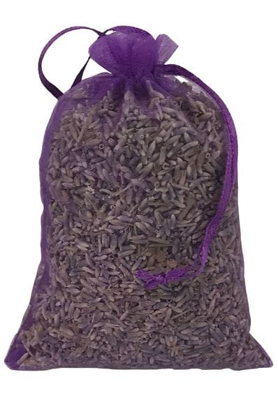 Wyoming Lavender Estate - Purple Organza Lavender Sachets