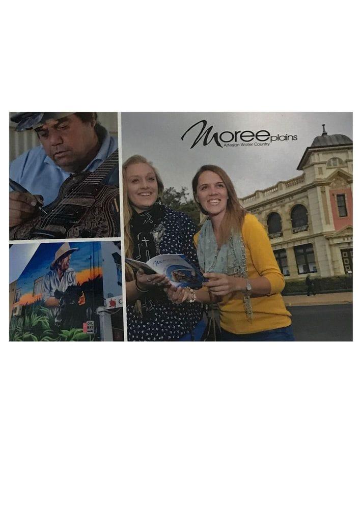Thumbnail Moree Postcards