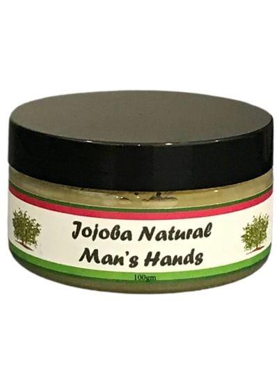 Jojoba Natural Man's Hands 100gm