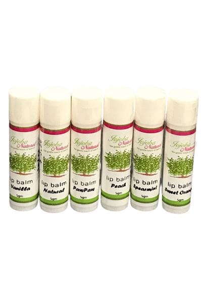 Jojoba Natural Lip Balm