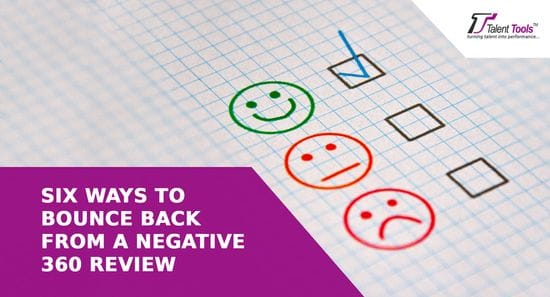 Six Ways To Bounce Back From a Negative 360 Review