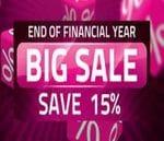 End of Financial Year Bonus Vouchers