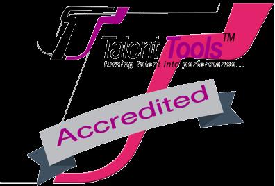 Talent Tools Accredited