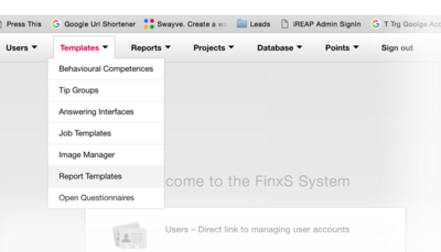 FinxS Extended DISC Reports at Talent Tools