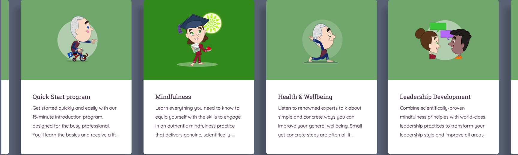 Awakened Mind Mindfulness App for Individuals & Corporate at Talent Tools