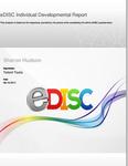 eDISC Individual Developmental Report