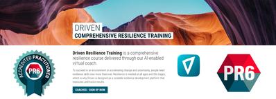 PR6 Certified Resilience Coach Online Certification