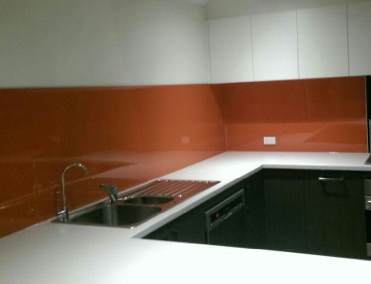 Acrylic Splashbacks Bathroom and Kitchens - DIY