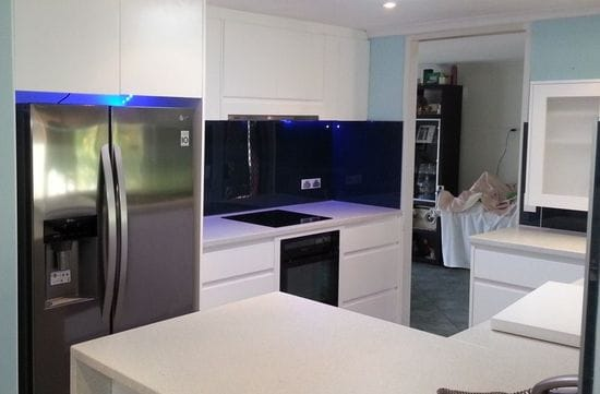High Heat Polymer Splashbacks Bonethane by ISPS Innovations