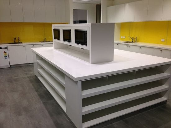 Splashback, Benchtop, Designs, Coloured Innovation - ISPS