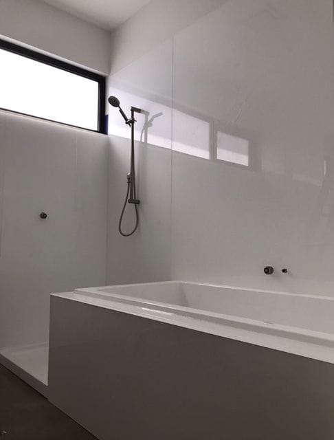 Bathroom Renovations. Need Acrylic Splashbacks? ISPS are Hipages Verified - Delivery Australia Wide.