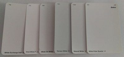Choosing The Right Shade Mystery Of White On There Are So Many Variations Which Create Colour Differences From Purest