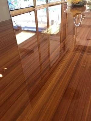 Timber Laminate Benchtops Perth