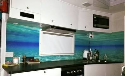 Select Acrylic Shower Splashbacks Vs Tiles Australian Made