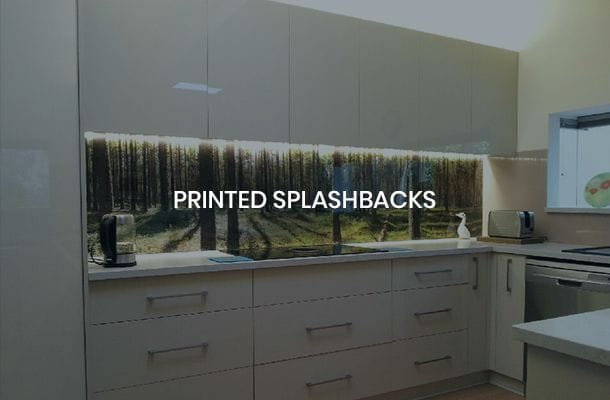 Printed Splashbacks