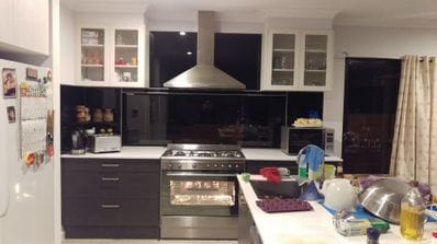 Acrylic Splashback - Glass Appeal Best Price 2440 x 600 x 3.5mm