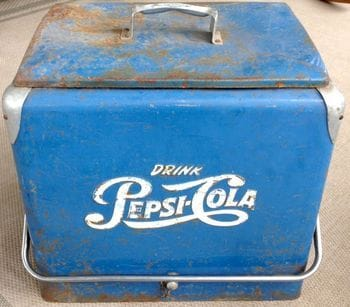 The history of drink coolers!