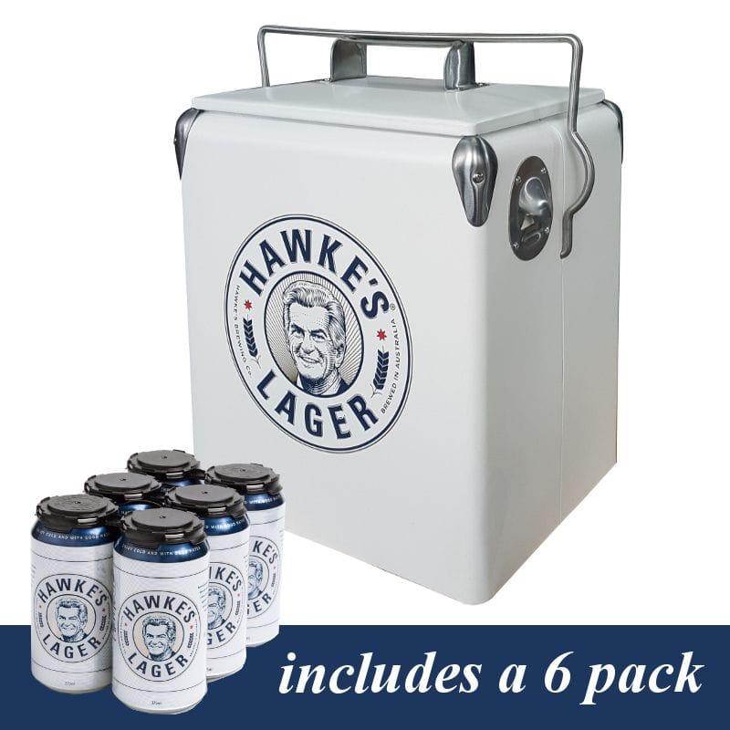 17L Hawke's Brewing Retro Cooler