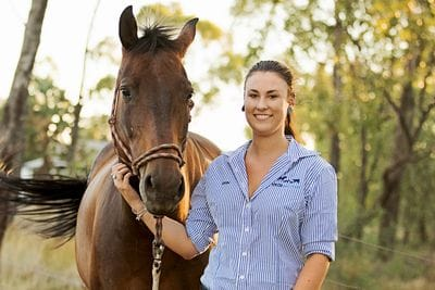 Erin Marini | Knox Veterinary Clinic Team | Knox Vets Dalby QLD