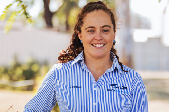 Courtney Sitters | Knox Vets | Dalby Veterinary Clinic