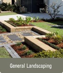 General Landscaping, Skape structural Landscaping