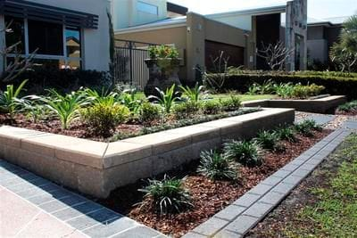 Paving and retaining walls Gold Coast