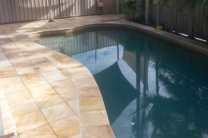 Pool coping Gold Coast