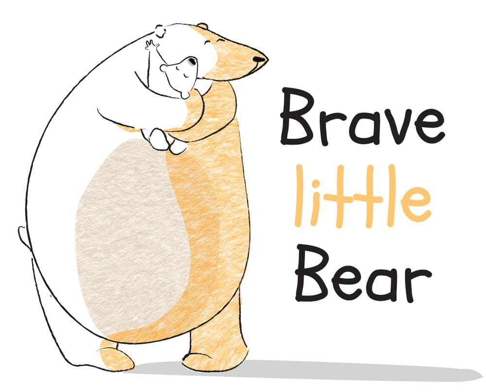 Brave Little Bear - bulk (10)