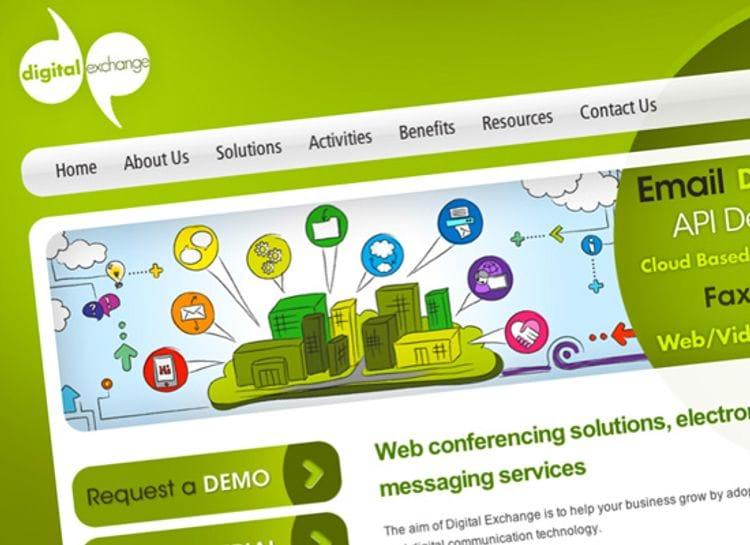 Client Spotlight - Digital Exchange
