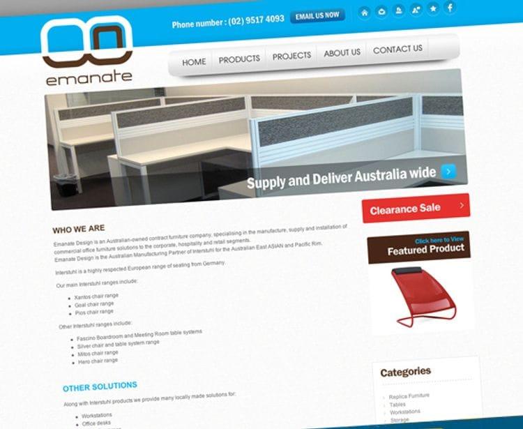 Client Spotlight - Emanate Design