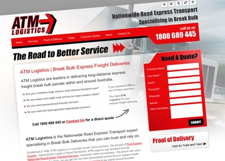 Client Spotlight - ATM Logistics