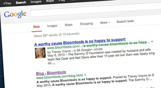 How to use Google Authorship to lift your search ranking