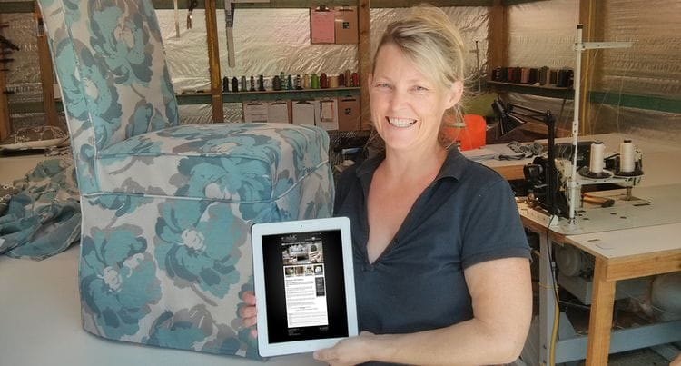 Love our clients feedback - Rachel C wins the iPad