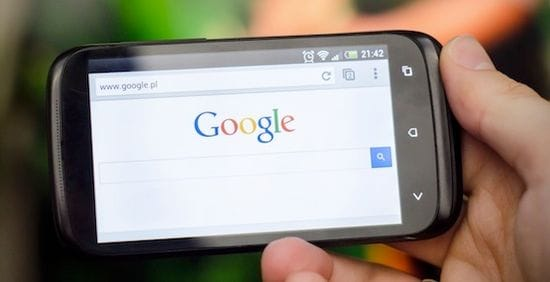 Google ups the changes on Mobile searches