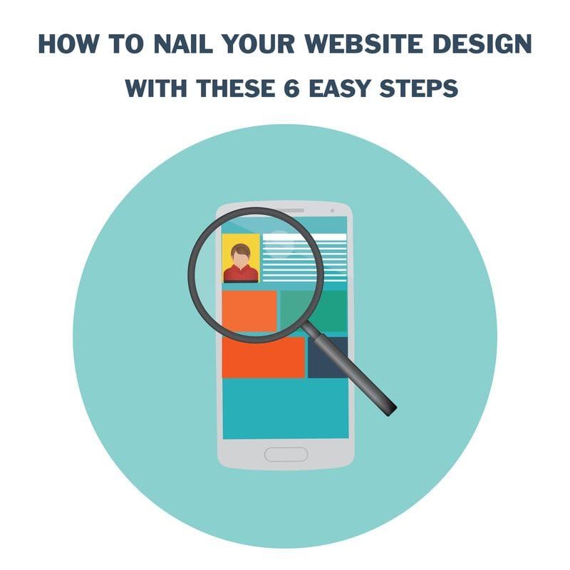 How to nail your mobile website design with these 6 design tips